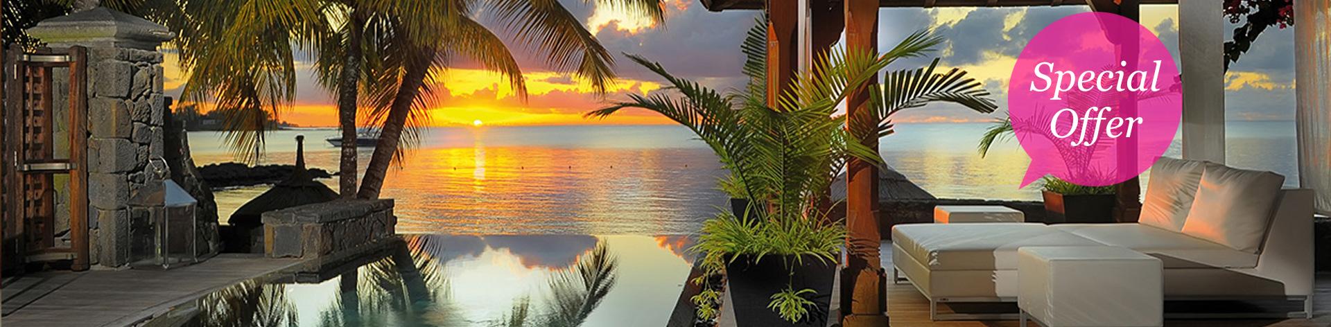 Remise de 20%  - Royal Palm Mauritius